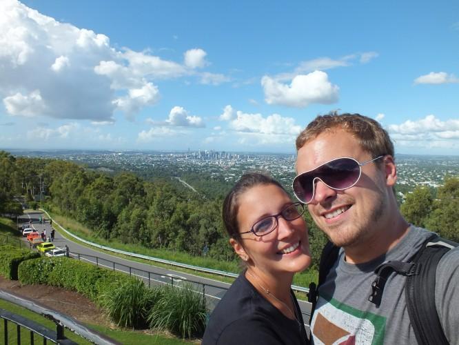 TwoFromWales in Brisbane, Australia