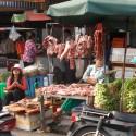 Market in Phnom Pehn